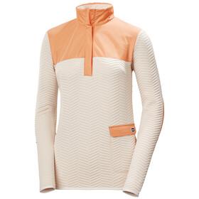 Helly Hansen Lillo Sweater Damer, pink/orange
